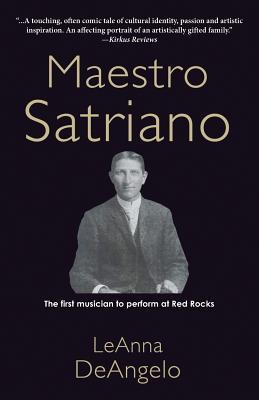 Maestro Satriano Cover Image