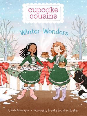 Cupcake Cousins, Book 3 Winter Wonders Cover