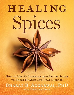 Cover for Healing Spices