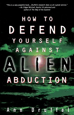 How to Defend Yourself Against Alien Abduction Cover