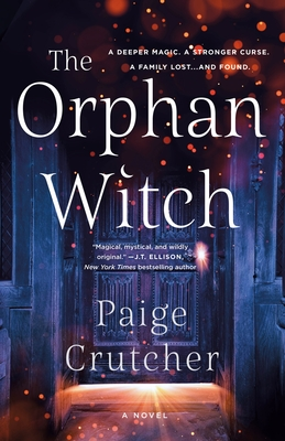 The Orphan Witch: A Novel Cover Image