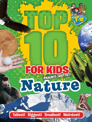 Top 10 for Kids Nature Cover Image