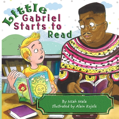 Little Gabriel Starts to Read Cover Image