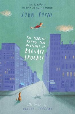 The Terrible Thing That Happened to Barnaby Brocket Cover Image