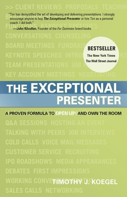 The Exceptional Presenter Cover Image