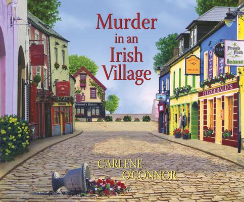 Murder in an Irish Village (Irish Village Mystery #1) Cover Image