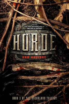 Horde (Hardcover) By Ann Aguirre