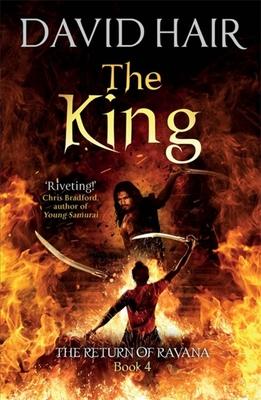 The King: The Return of Ravana Book 4 Cover Image