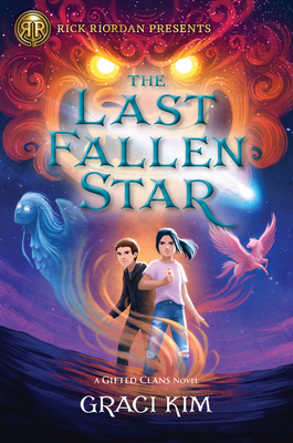 The Last Fallen Star (A Gifted Clans Novel) Cover Image