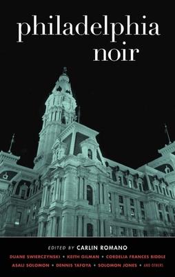 Philadelphia Noir Cover