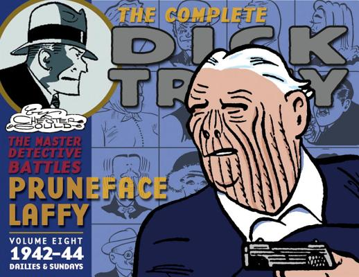 Cover for Complete Chester Gould's Dick Tracy Volume 8