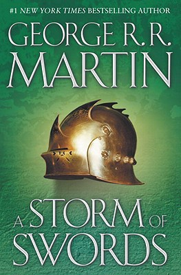 A Storm of Swords: A Song of Ice and Fire: Book Three Cover Image