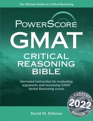 Powerscore GMAT Critical Reasoning Bible Cover Image