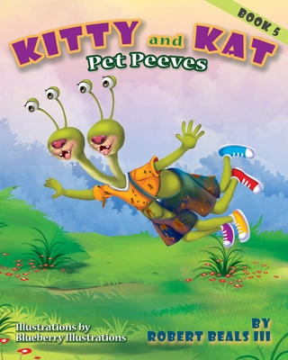 KITTY AND KAT Pet Peeves Cover Image