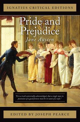 Pride and Prejudice: Ignatius Critical Editions Cover Image