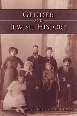 Cover for Gender and Jewish History (Modern Jewish Experience)