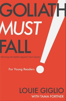 Cover for Goliath Must Fall for Young Readers