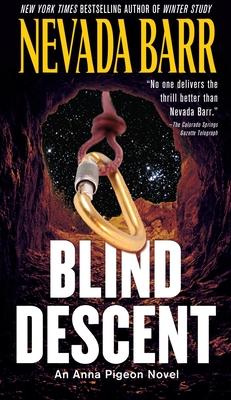 Blind Descent (An Anna Pigeon Novel #6) Cover Image