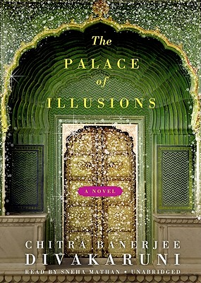 The Palace of Illusions [With Earbuds] Cover Image
