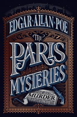 The Paris Mysteries, Deluxe Edition (Pushkin Vertigo #27) Cover Image
