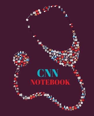 CNN Notebook: Certified in Nephrology Nursing Notebook Gift - 120 Pages Ruled With Personalized Cover Cover Image