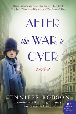 After the War is Over: A Novel Cover Image