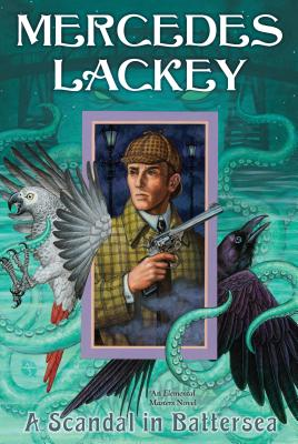 A Scandal in Battersea (Elemental Masters #12) Cover Image
