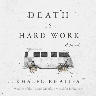 Death Is Hard Work Cover Image