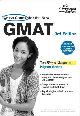 Crash Course for the New GMAT Cover