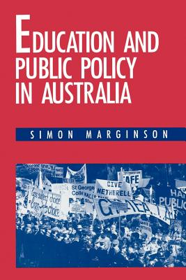 Education and Public Policy in Australia Cover Image