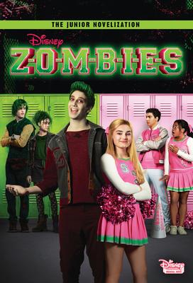 Disney Zombies Junior Novelization (Disney Zombies) Cover Image