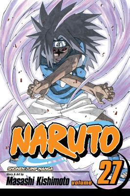 Naruto, Vol. 27 cover image