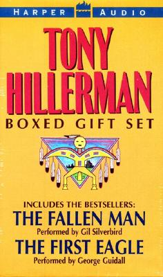 Tony Hillerman Boxed Gift Set Cover