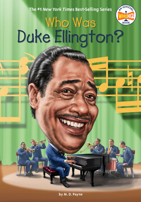 Who Was Duke Ellington? (Who Was?) Cover Image