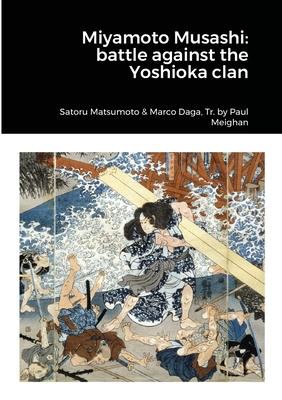Miyamoto Musashi: battle against Yoshioka Clan Cover Image