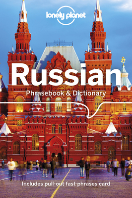 Lonely Planet Russian Phrasebook & Dictionary Cover Image