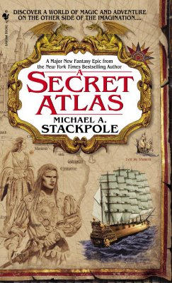 A Secret Atlas: Book One of the Age of Discovery Cover Image
