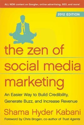 The Zen of Social Media Marketing Cover