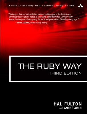 Cover for The Ruby Way
