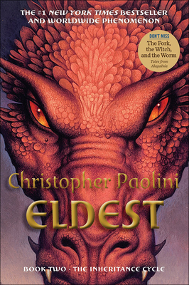 Eldest (Inheritance Cycle (PB) #2) Cover Image