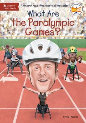 What Are the Paralympic Games? (What Was?) Cover Image