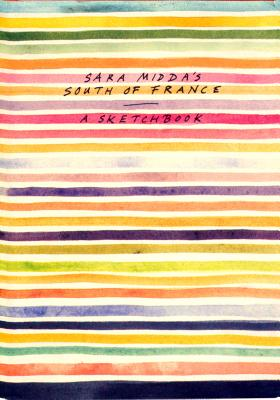 Sara Midda's South of France Cover