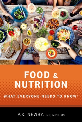 Food and Nutrition: What Everyone Needs to Know(r) Cover Image