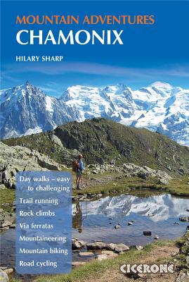 Cicerone Chamonix Mountain Adventures Cover