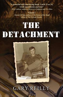 The Detachment (Private Palmer #2) Cover Image