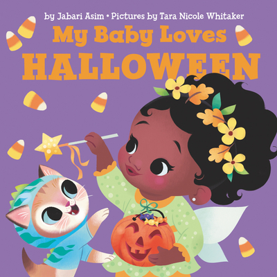My Baby Loves Halloween Cover Image