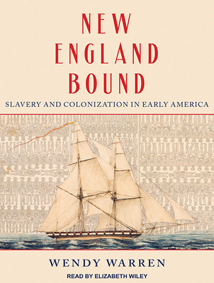 Cover for New England Bound