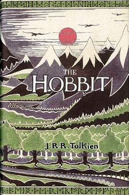 The Hobbit: 75th Anniversary Edition Cover Image