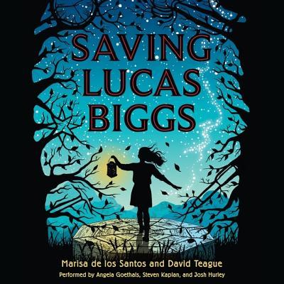 Saving Lucas Biggs Lib/E Cover Image