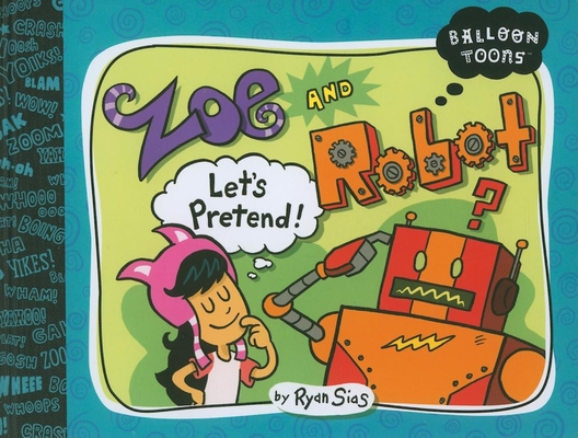 Zoe and Robot Cover
